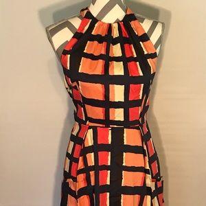 Cute Jessica Simpson Halter Dress Size 8